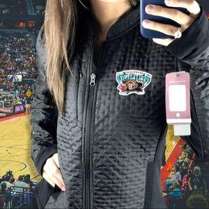 Vancouver Grizzlies Women Throwback Textured Coat